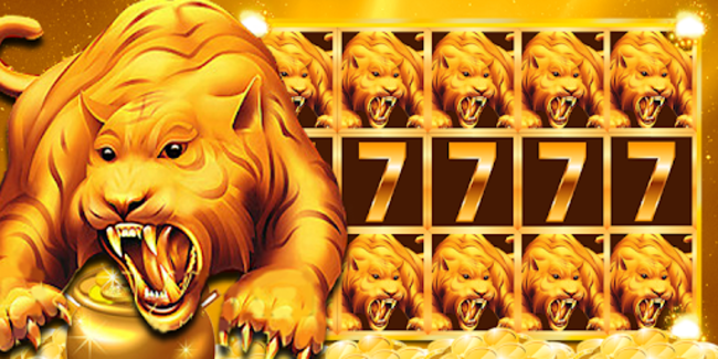 Feature di Judi Golden Tiger Slot